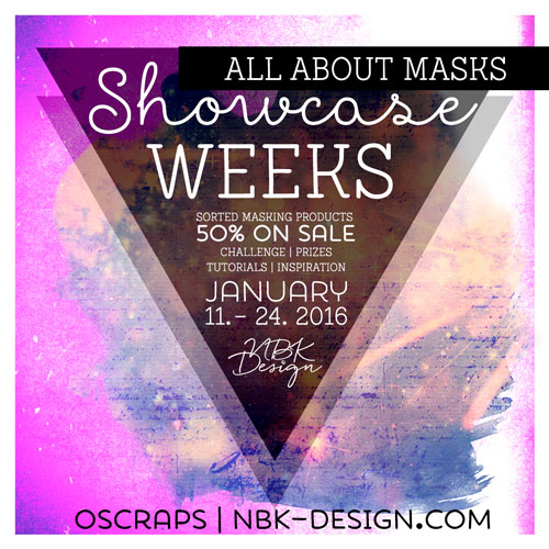 All About Masks Showcase + Video Tutorial