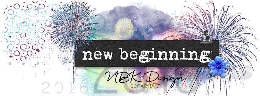 New Beginning – Project Life 2016