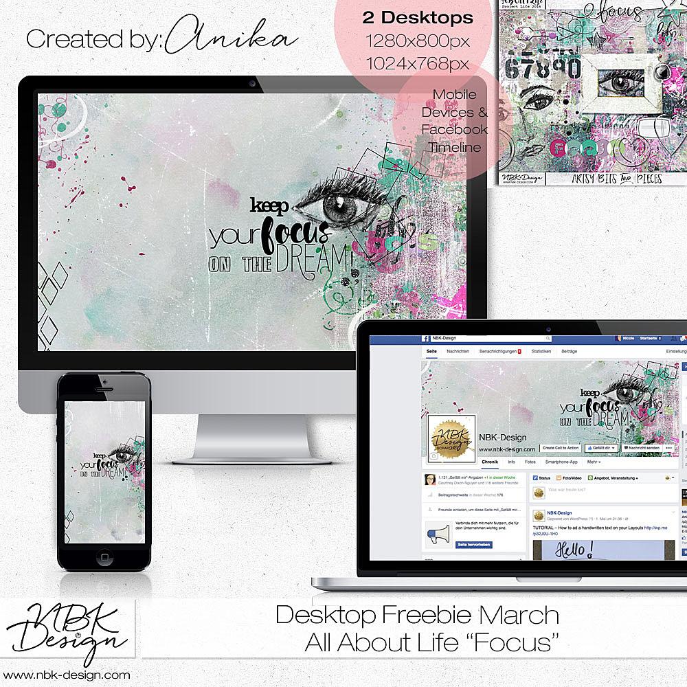 March Desktop Freebie