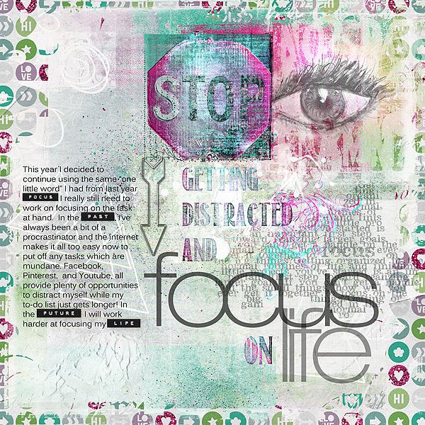 Inspiration with Focus Bundle