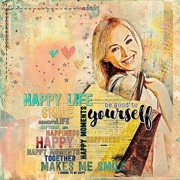 Happy Life inspiration