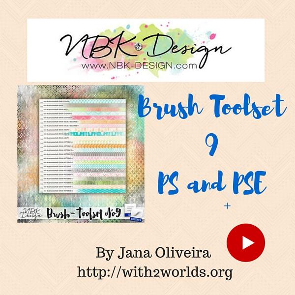 New Release Brush Tool 9 video tutorial