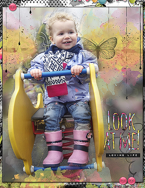 May {Bundle} inspiration – Look at me by Marianne