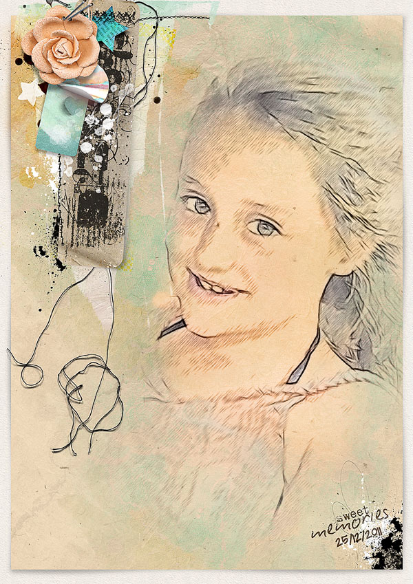 Layout Inspiration by Ona (wombat146)