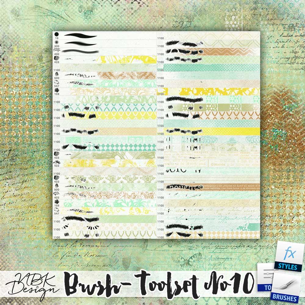 BrushTool 10 Overview