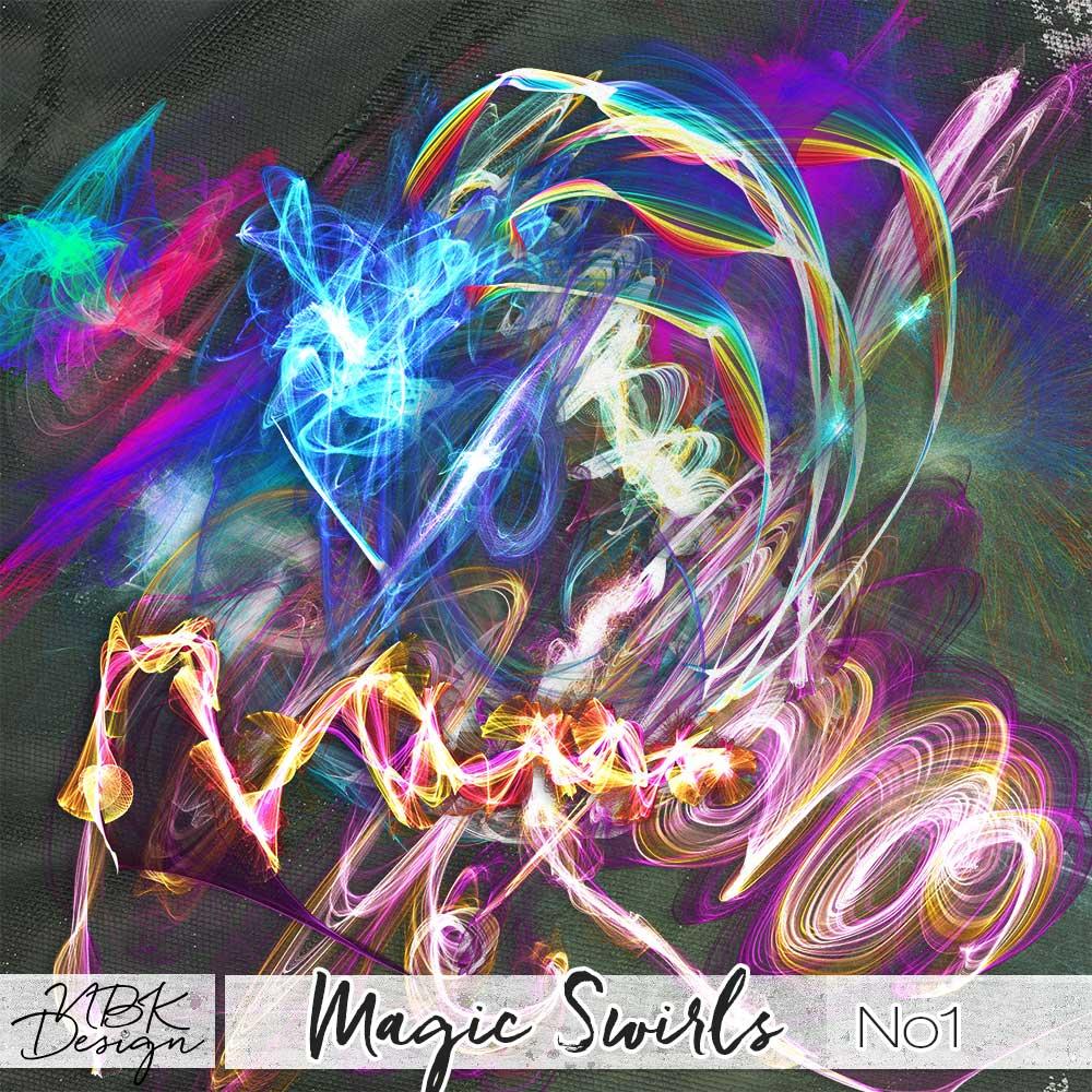 New Release: Magic Lights No1