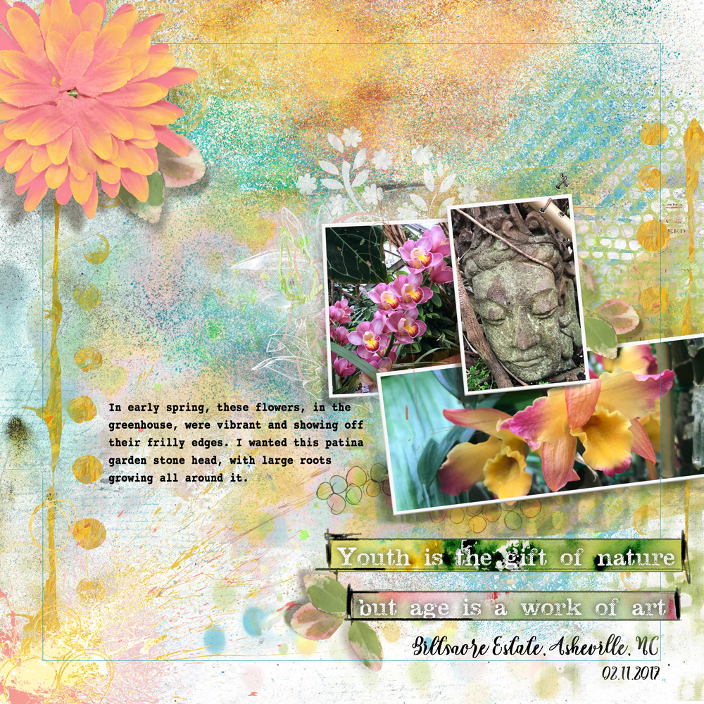 Inspiration using Art & Nature Collection, by Danesa