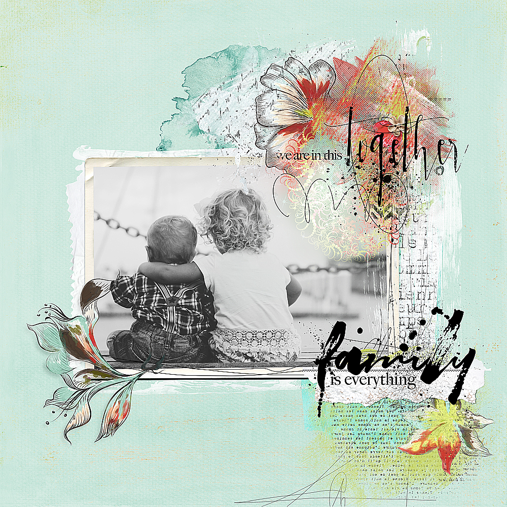 Layout Inspiration from LiMa Inspirations/Heike