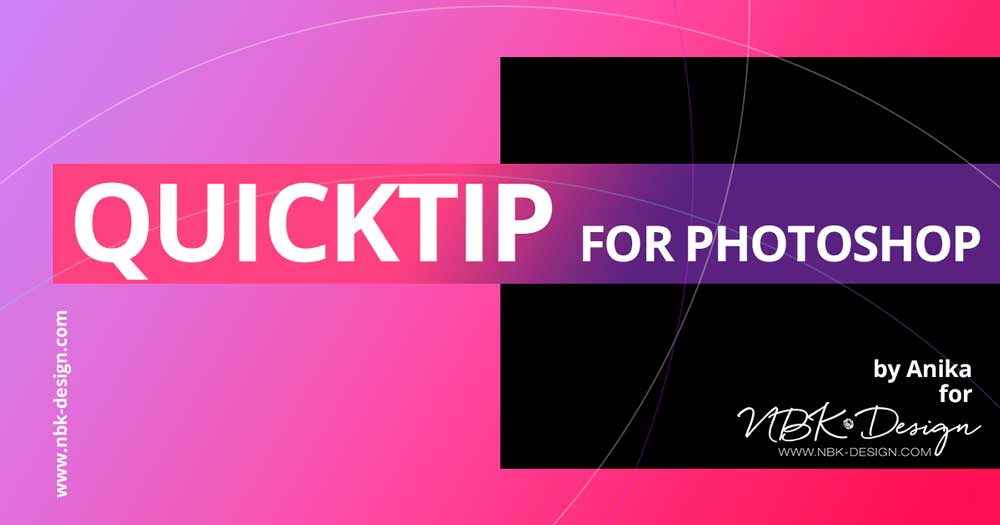 Tip No 2 : Color range in a mask in Photoshop
