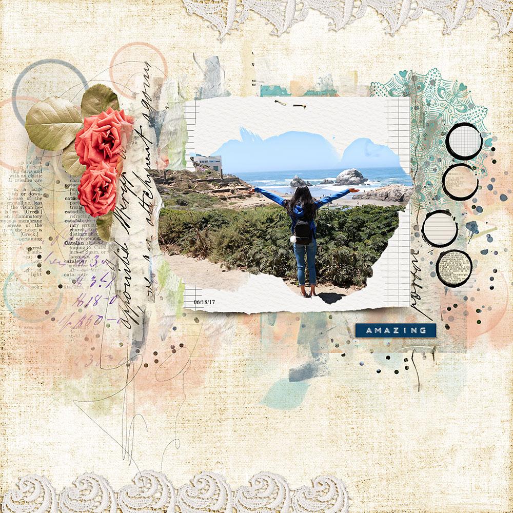Artherapy No2 MiniO – Inspiration by Flor (aka twinsmomflor)
