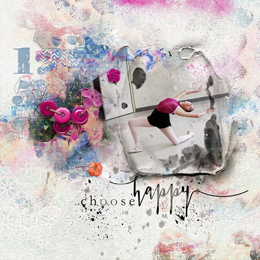 Artherapy No4 MiniO Collection – Inspiration by Flor (aka twinsmomflor)