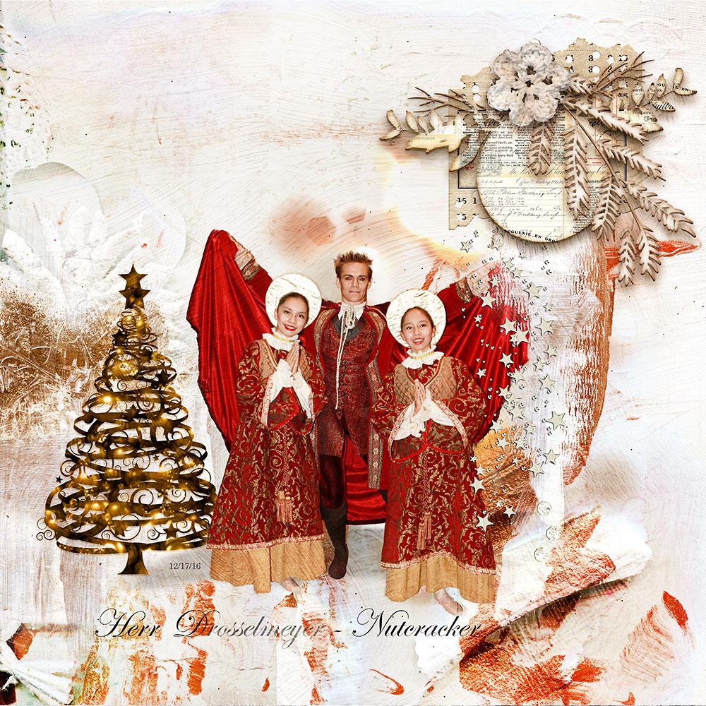 White Christmas Collection – Inspiration by Flor (aka twinsmomflor)