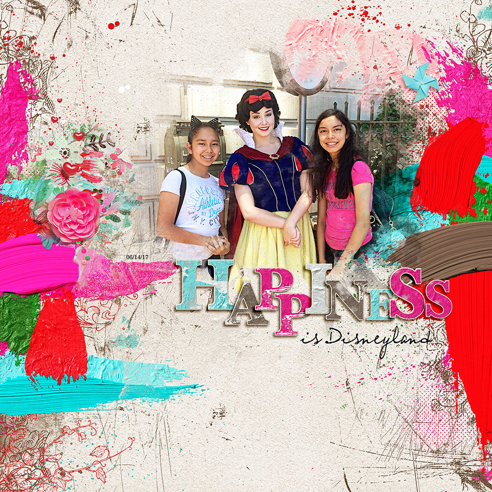 artCRUSH No1 Collection – Inspiration by Flor (aka twinsmomflor)