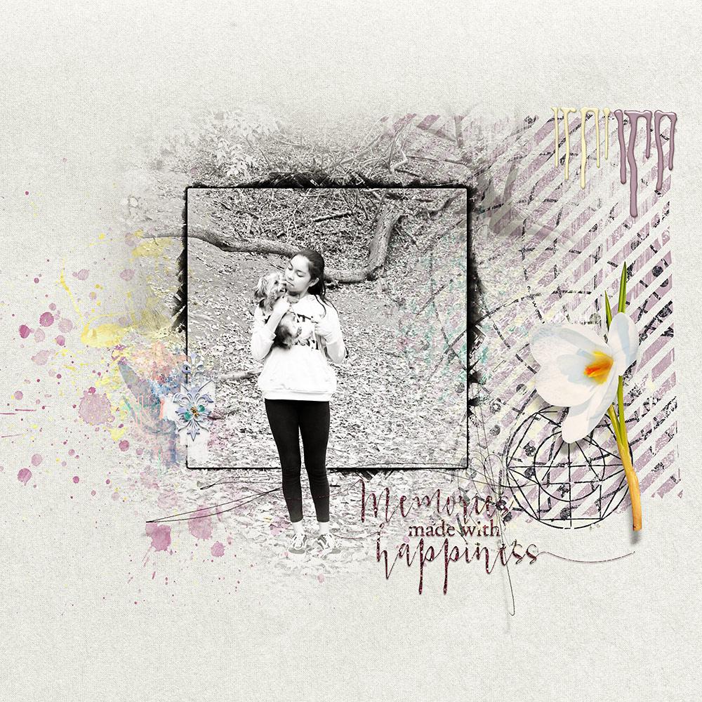 Hello 2018 Collection – Inspiration by Flor (aka twinsmomflor)