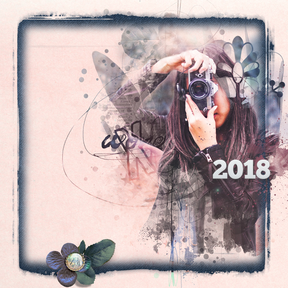 More Hello 2018 Inspiration with Anne/aka Oldenmeade