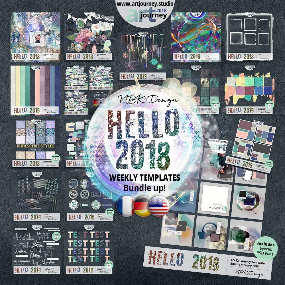 New Released – HELLO 2019