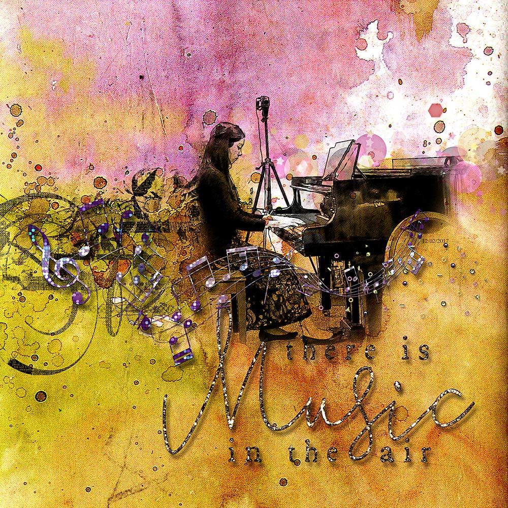 ArtCrush No2 Collection – Inspiration by Flor (aka twinsmomflor)