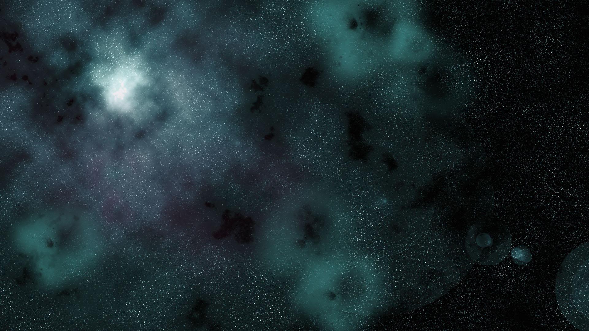 Create a nice galaxy background