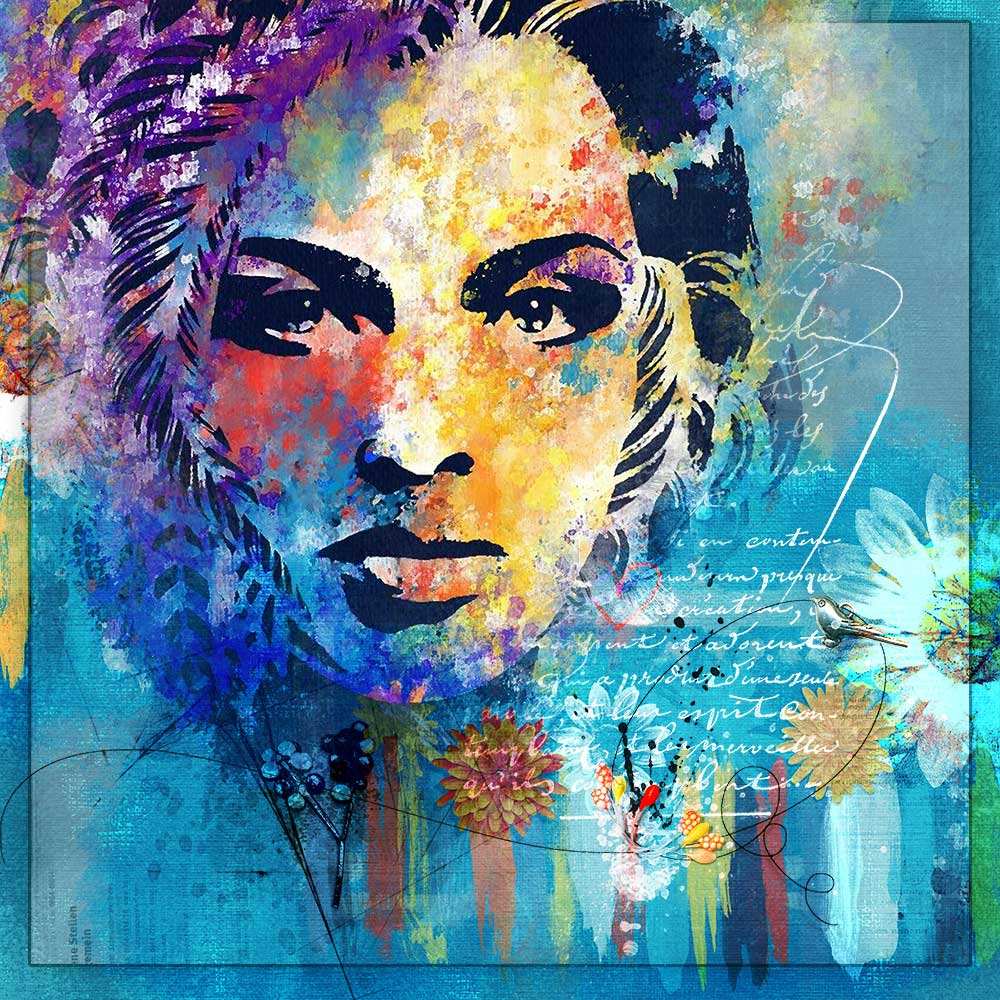 ArtCrush Inspiration by Trish