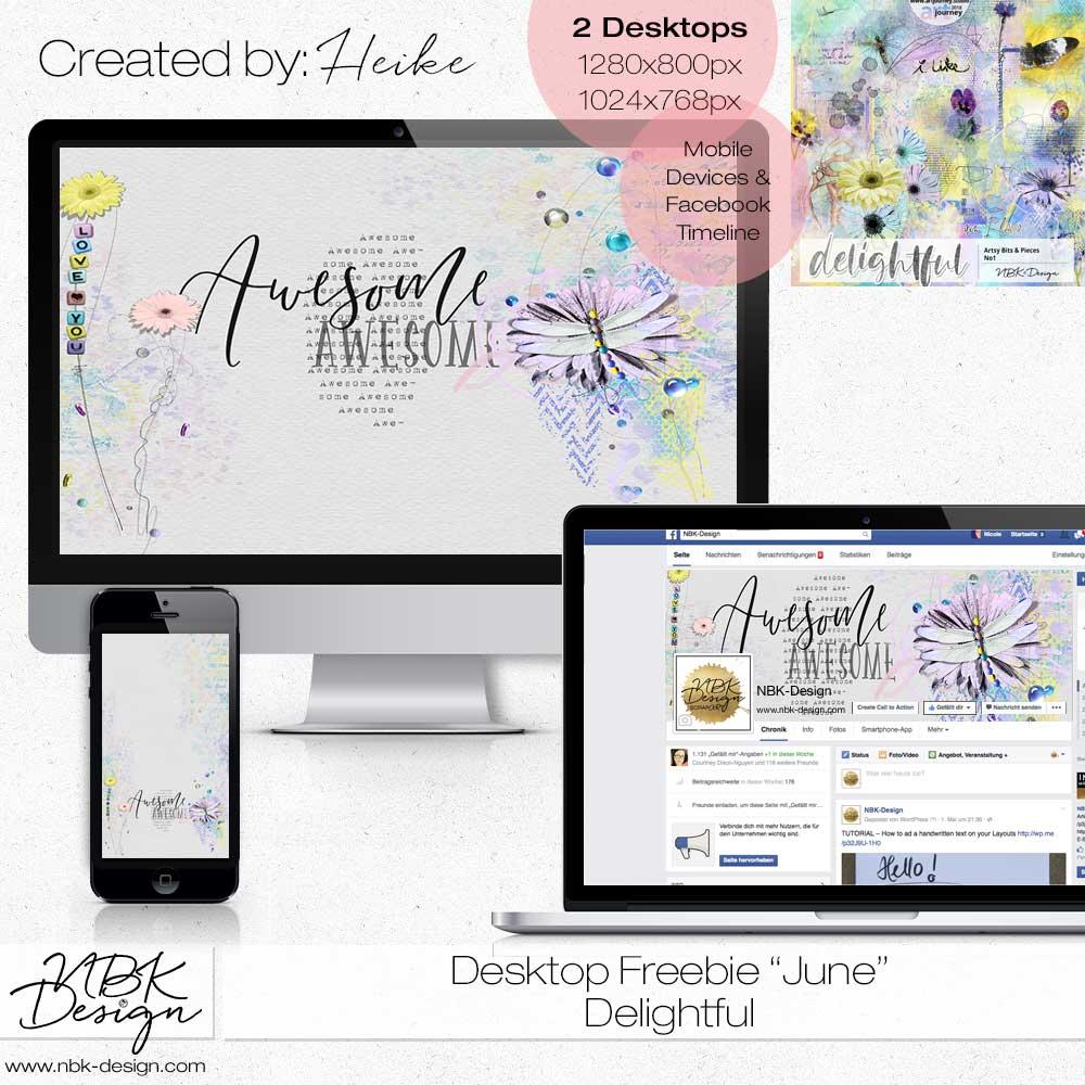 June Desktops