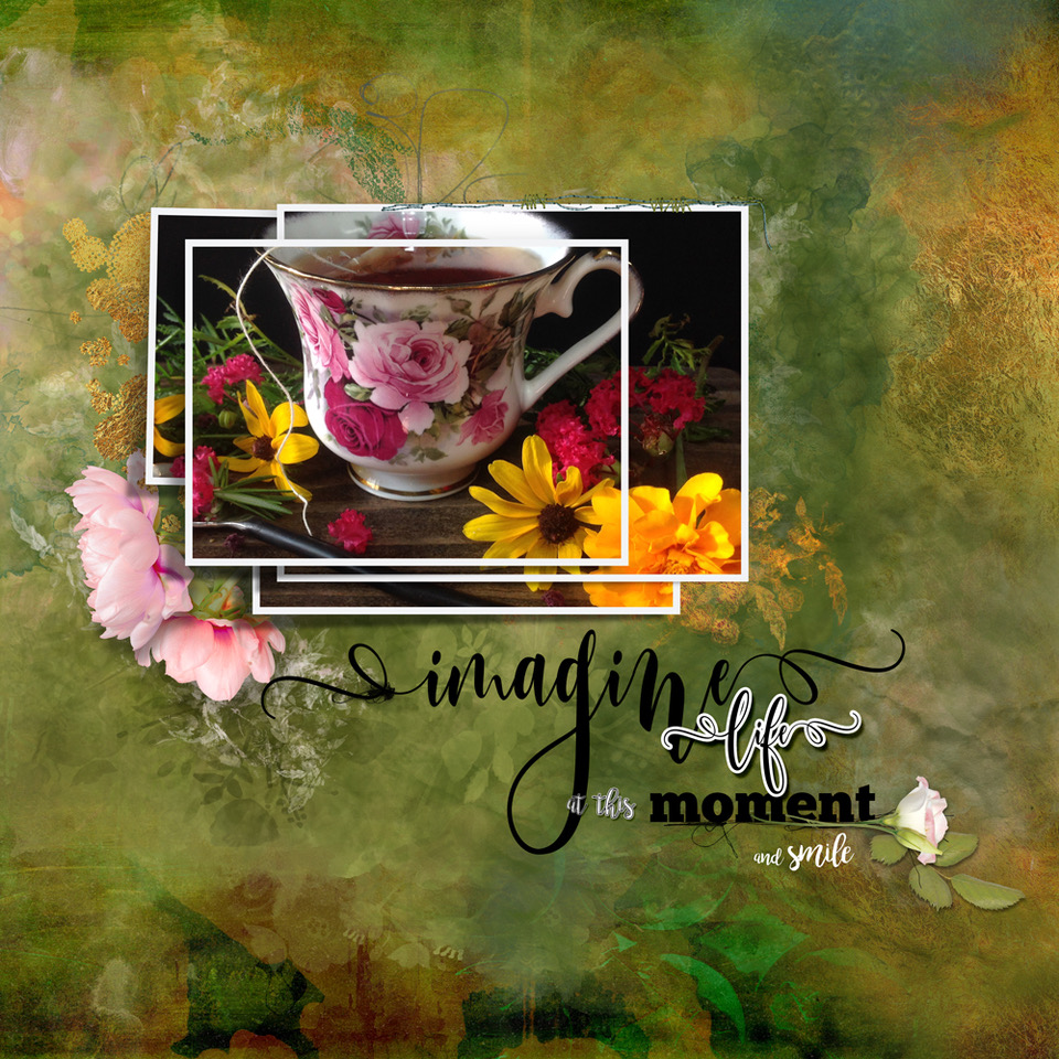 Inspiration using IMAGINE by NBK-Design