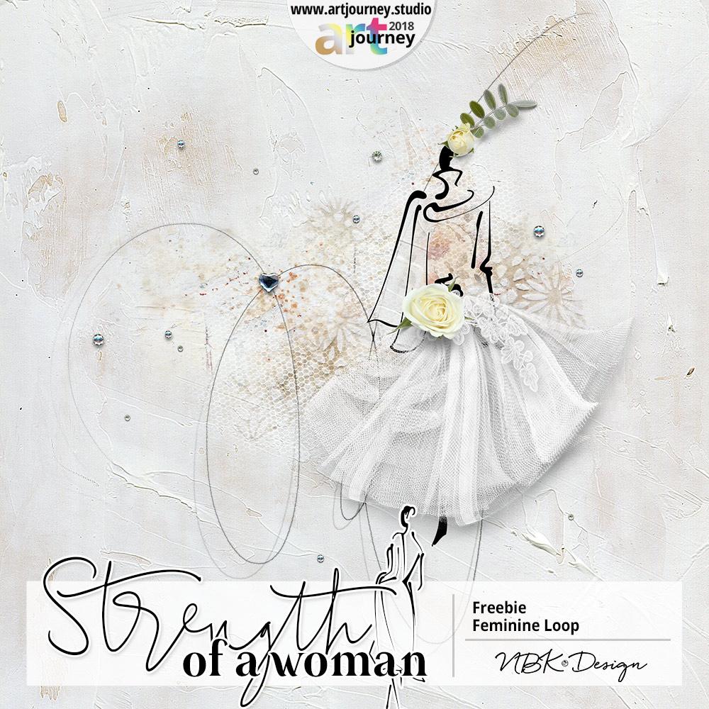 Strength of a Woman – Freebie