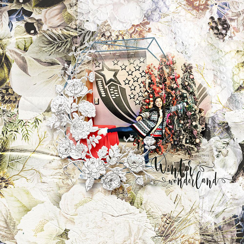 ArtCrush No10 Collection  – Inspiration by Flor (aka twinsmomflor)