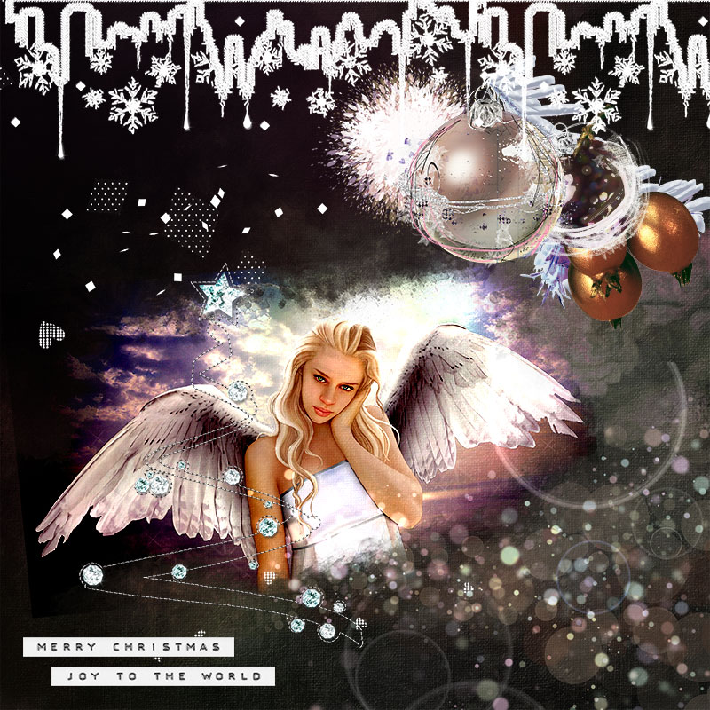 Be Merry be Bright Inspiration by Trish