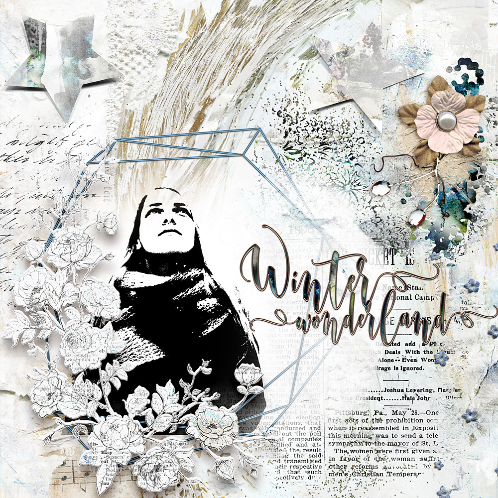 artCrush No10 Collection – Inspiration by Cindy