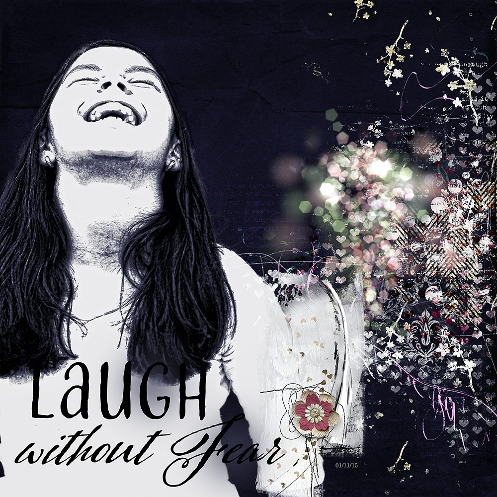Eat Laugh and Pray Collection  – Inspiration by Flor (aka twinsmomflor)