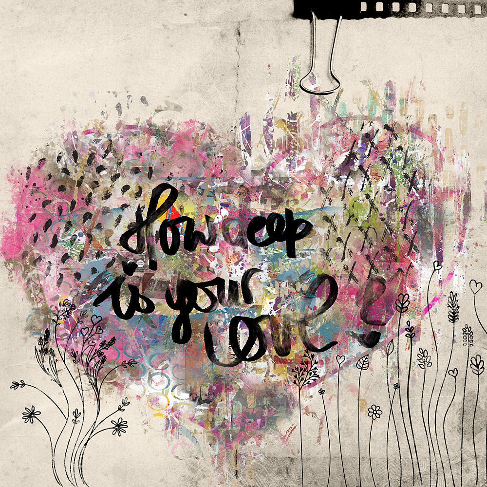 Having fun with art & Love – Painter's Toolbox