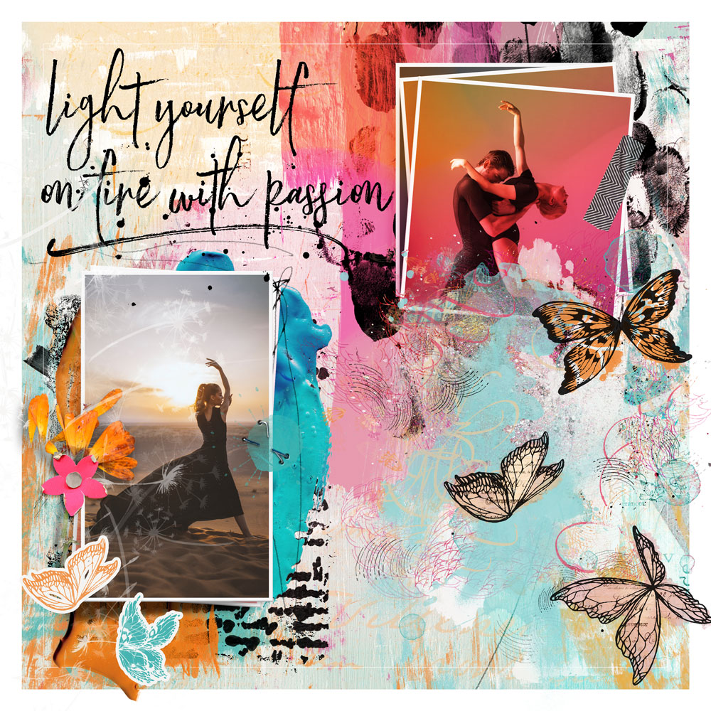 Live Wild & Free Inspiration with Anne/aka Oldenmeade
