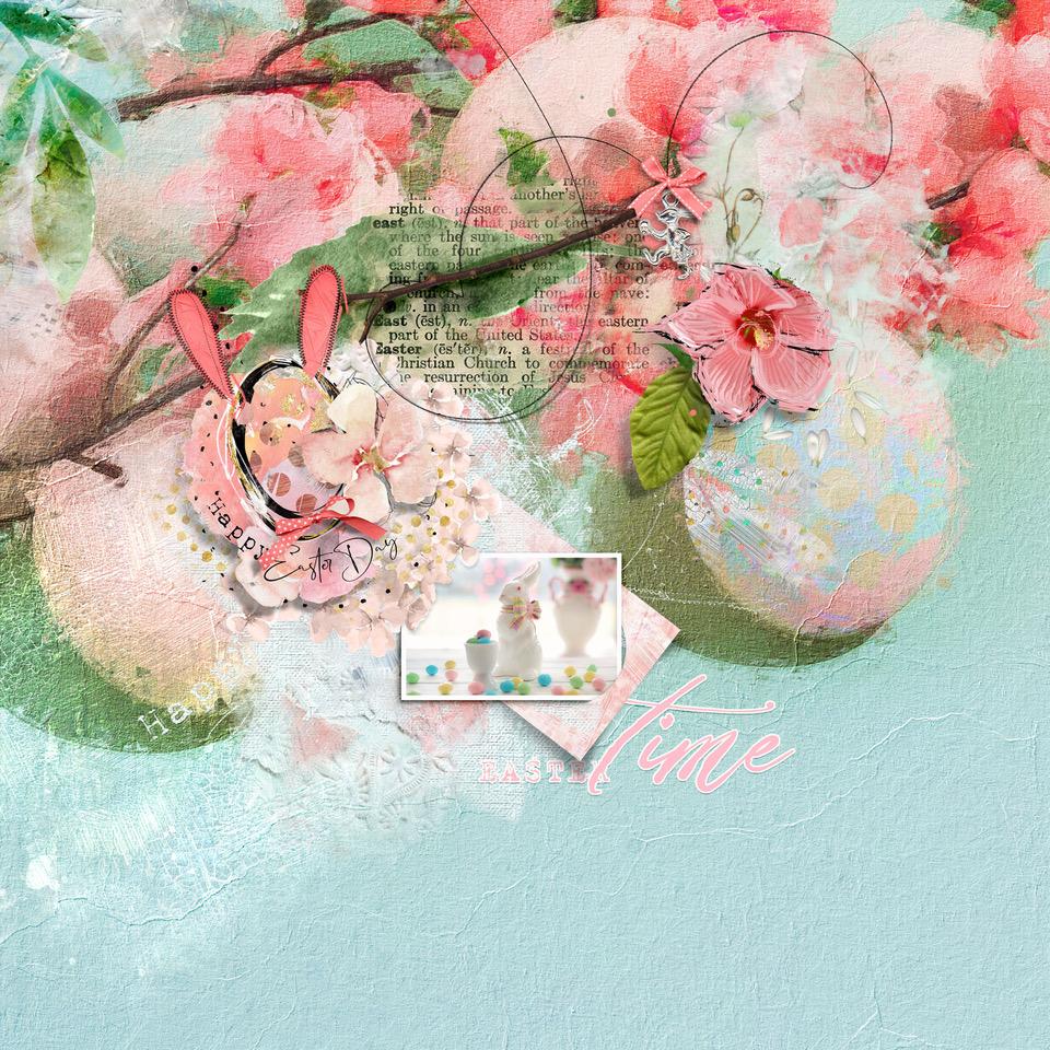 Inspirational layout by Danesa