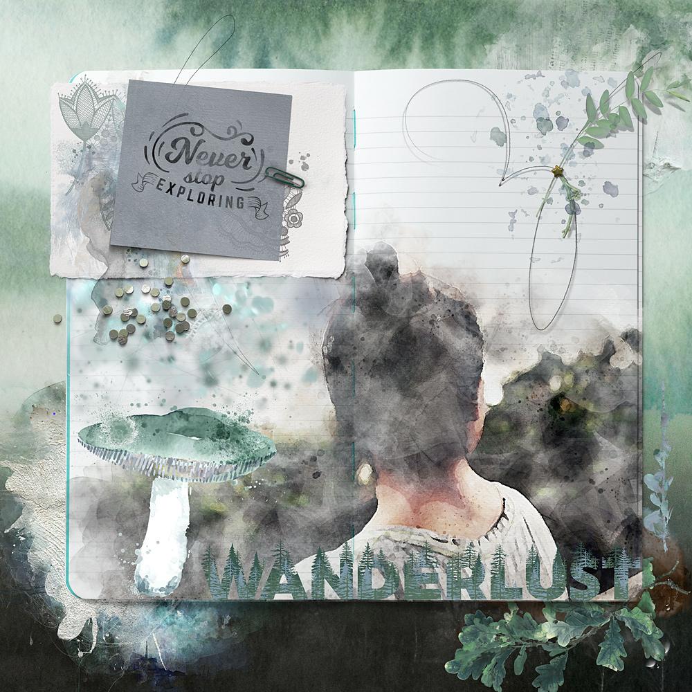 Wanderlust – Inspiration by Cindy