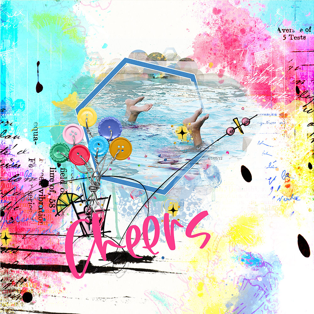 artCrush No17 Collection  – Inspiration by Flor (aka twinsmomflor)