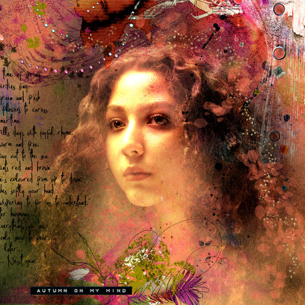Autumn Whisper Inspiration with Anne/aka Oldenmeade