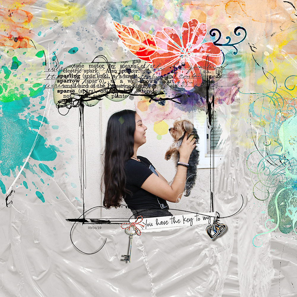 artCrush No 20 Collection  – Inspiration by Flor (aka twinsmomflor)