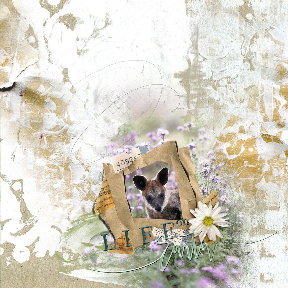 craftyART Inspiration with Anne/aka Oldenmeade