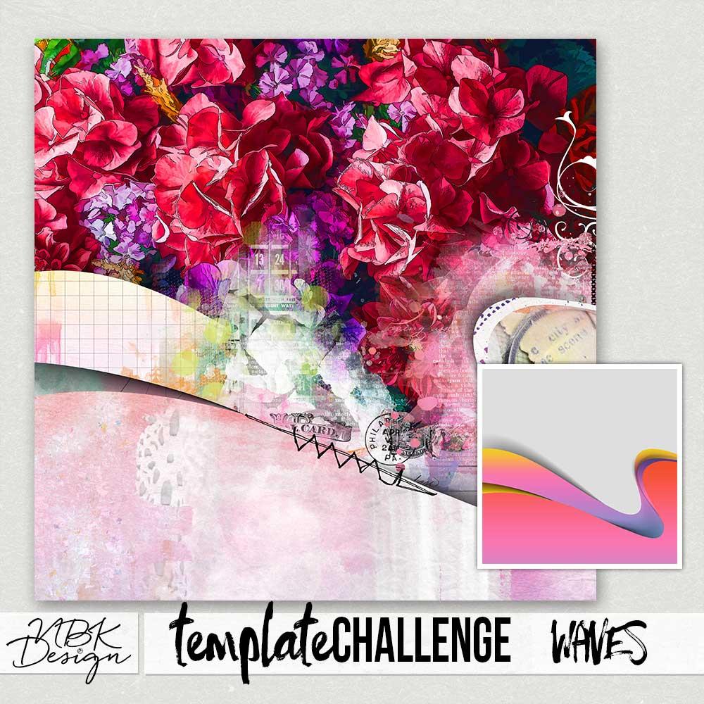 Template Challenge – now online