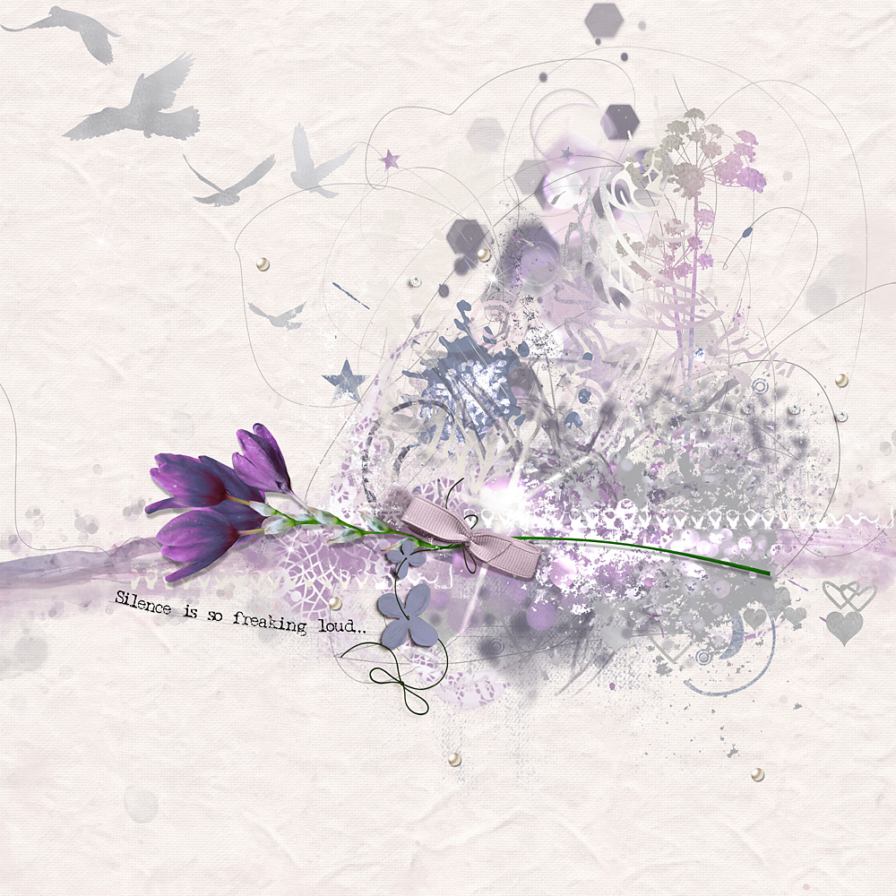 Lavender Treasure – Inspiration by Cindy