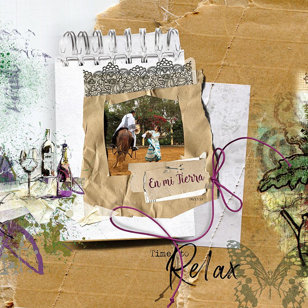 CraftyART   – Inspiration by Flor (aka twinsmomflor)