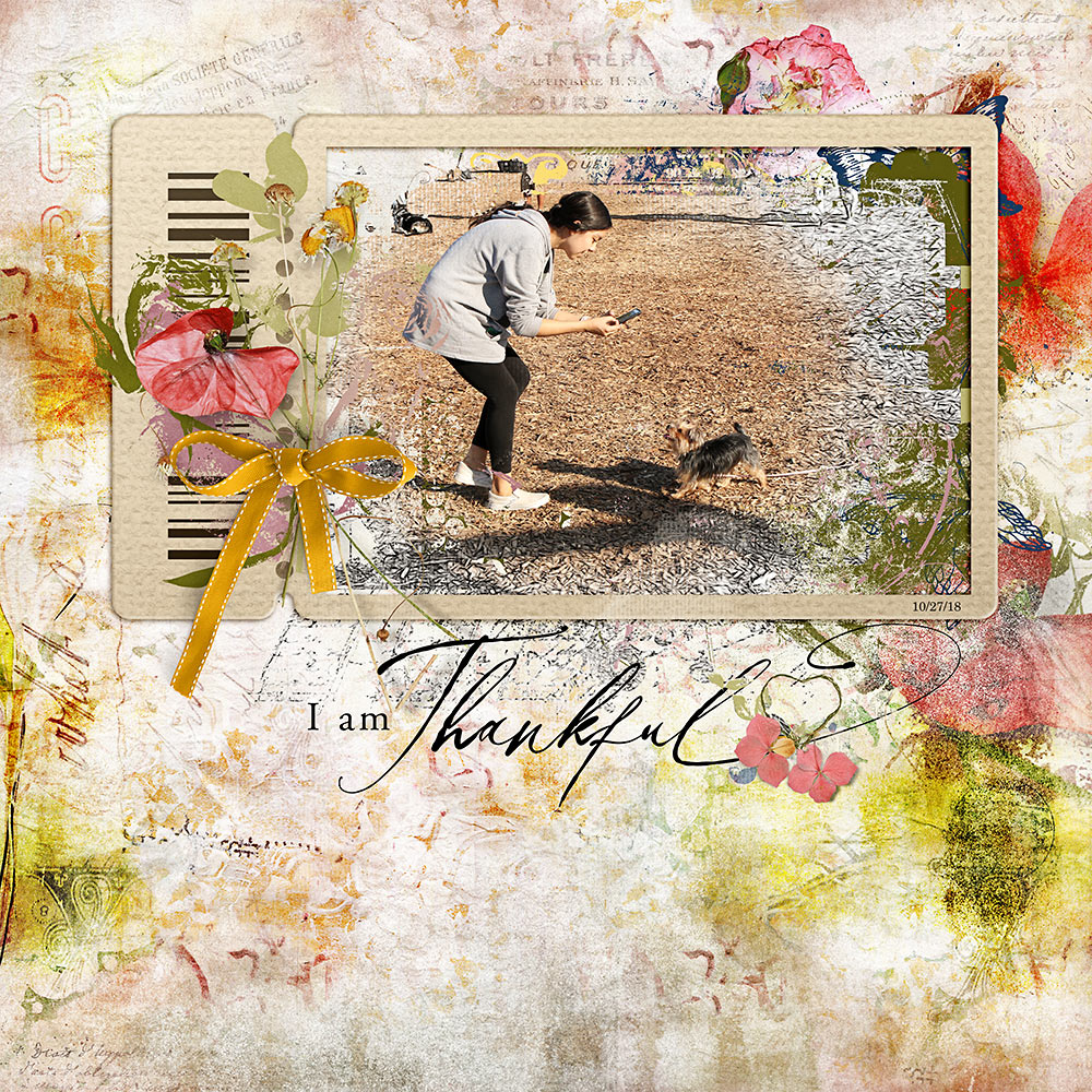 Gratitude Collection   – Inspiration by Flor (aka twinsmomflor)