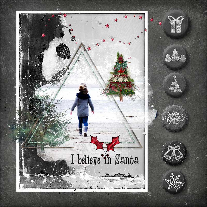 Chalky Christmas Inspiration with Trish