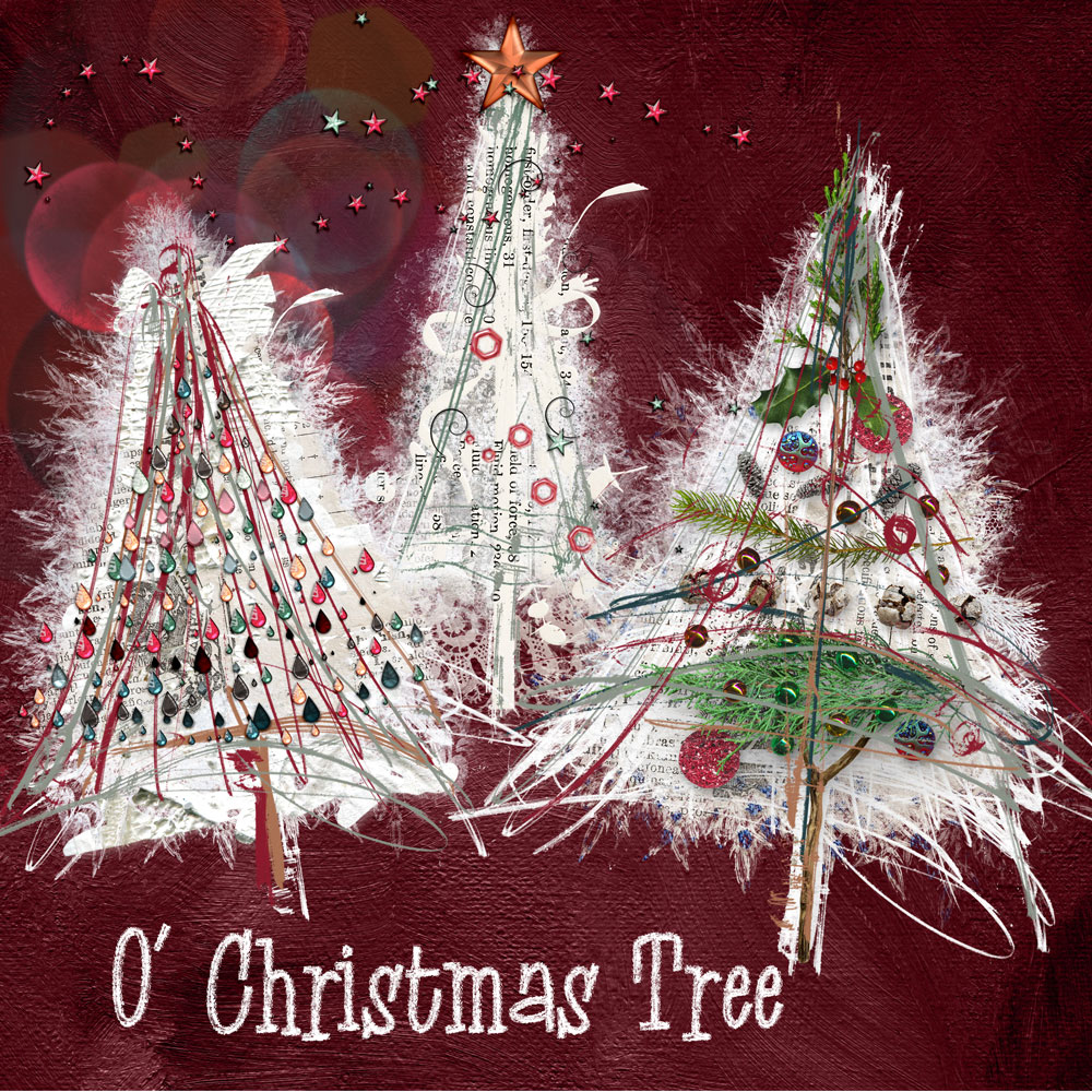 Chalky Christmas Inspiration with Anne/aka Oldenmeade