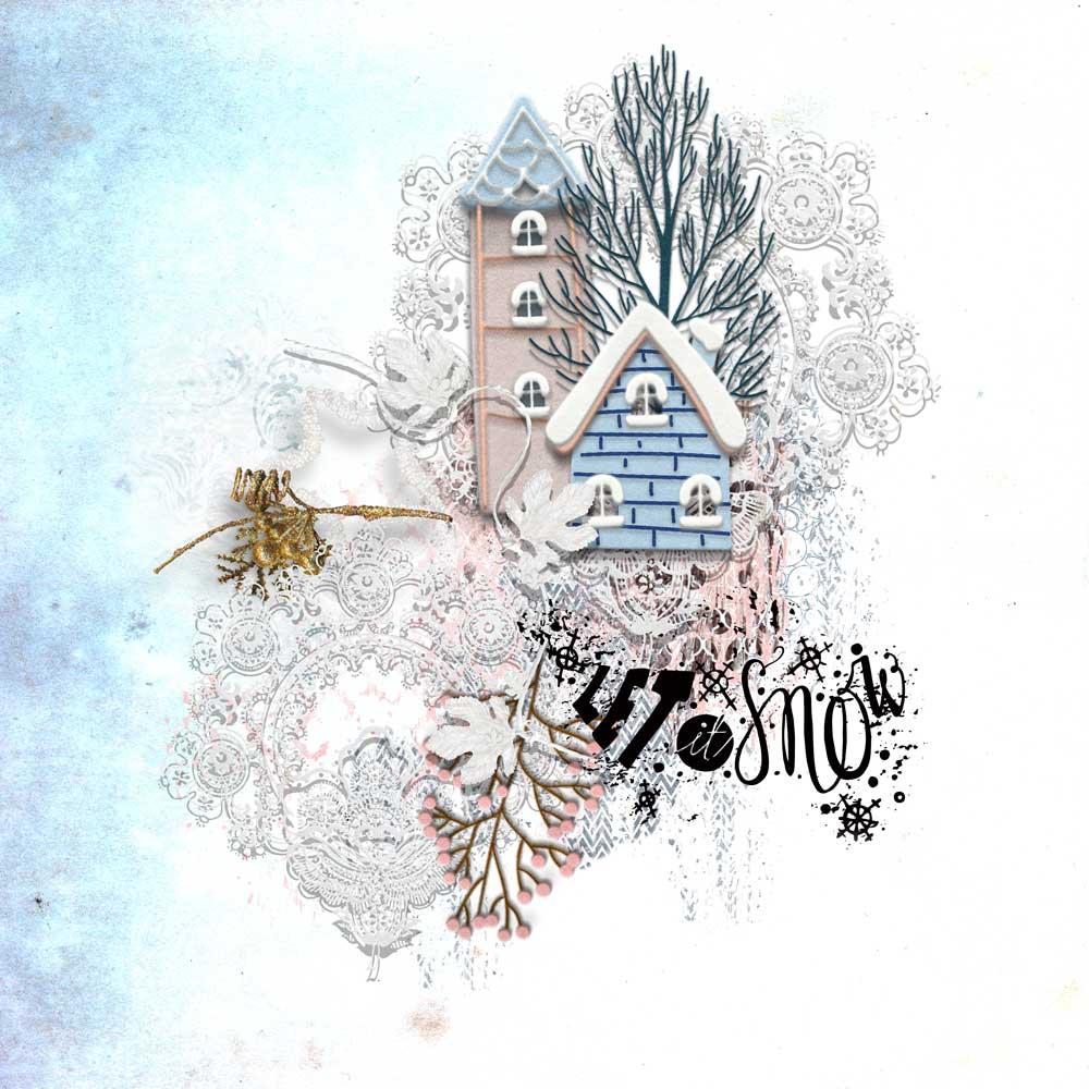 Layout Inspiration ArtCrush NO22 by AnikA