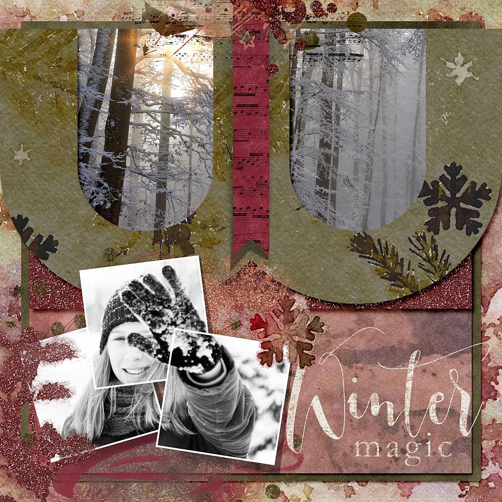 A – Z Album Templates – Inspiration by Cindy