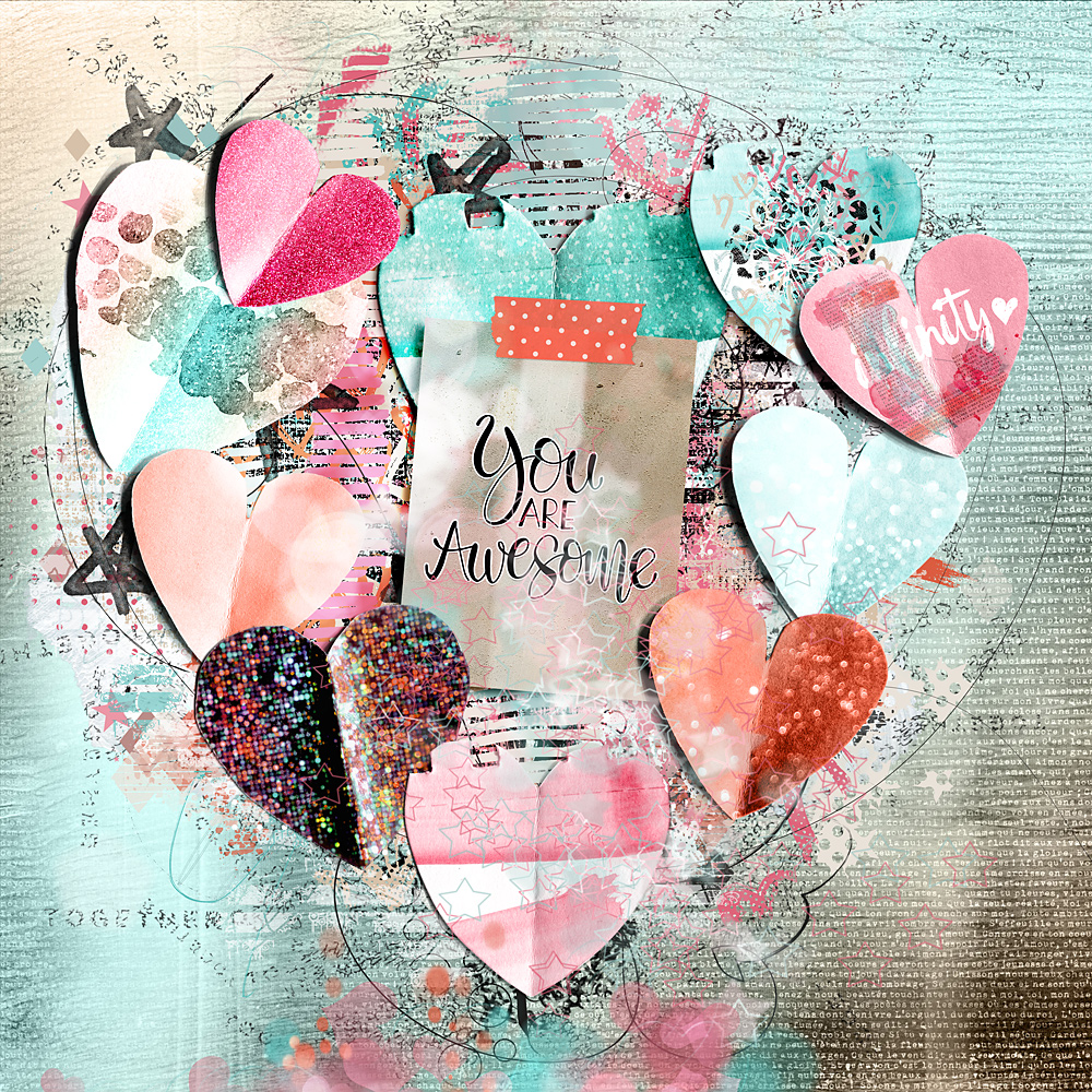 Love Forever – Inspiration by Cindy