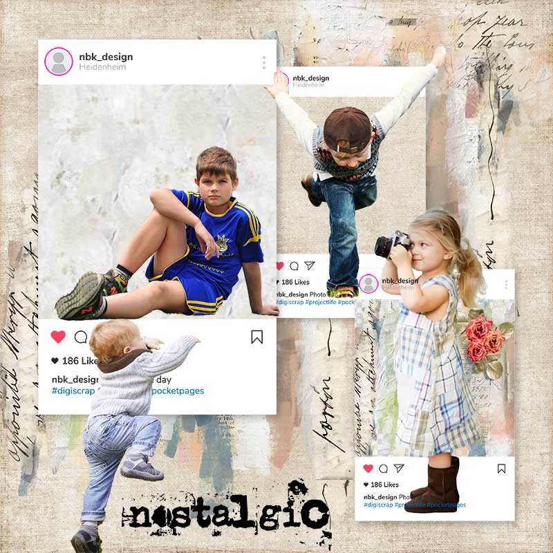 Template 011 – Inspiration by Trish