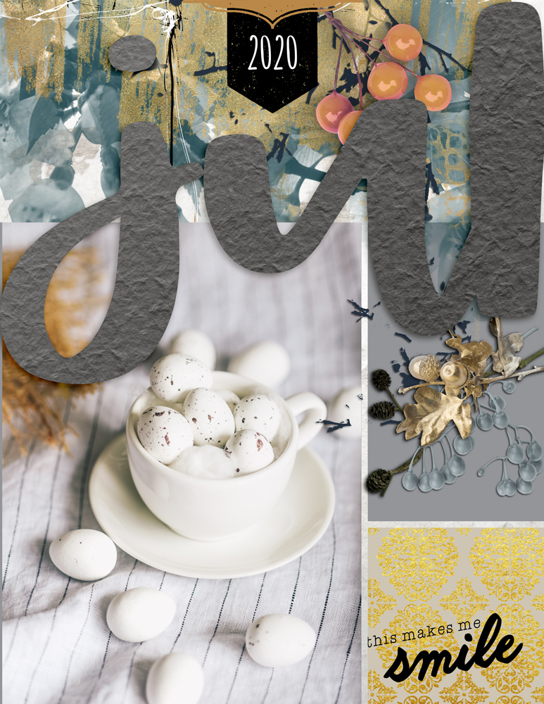 More Easy Peasy Templates Monthly Diary Inspiration with Anne