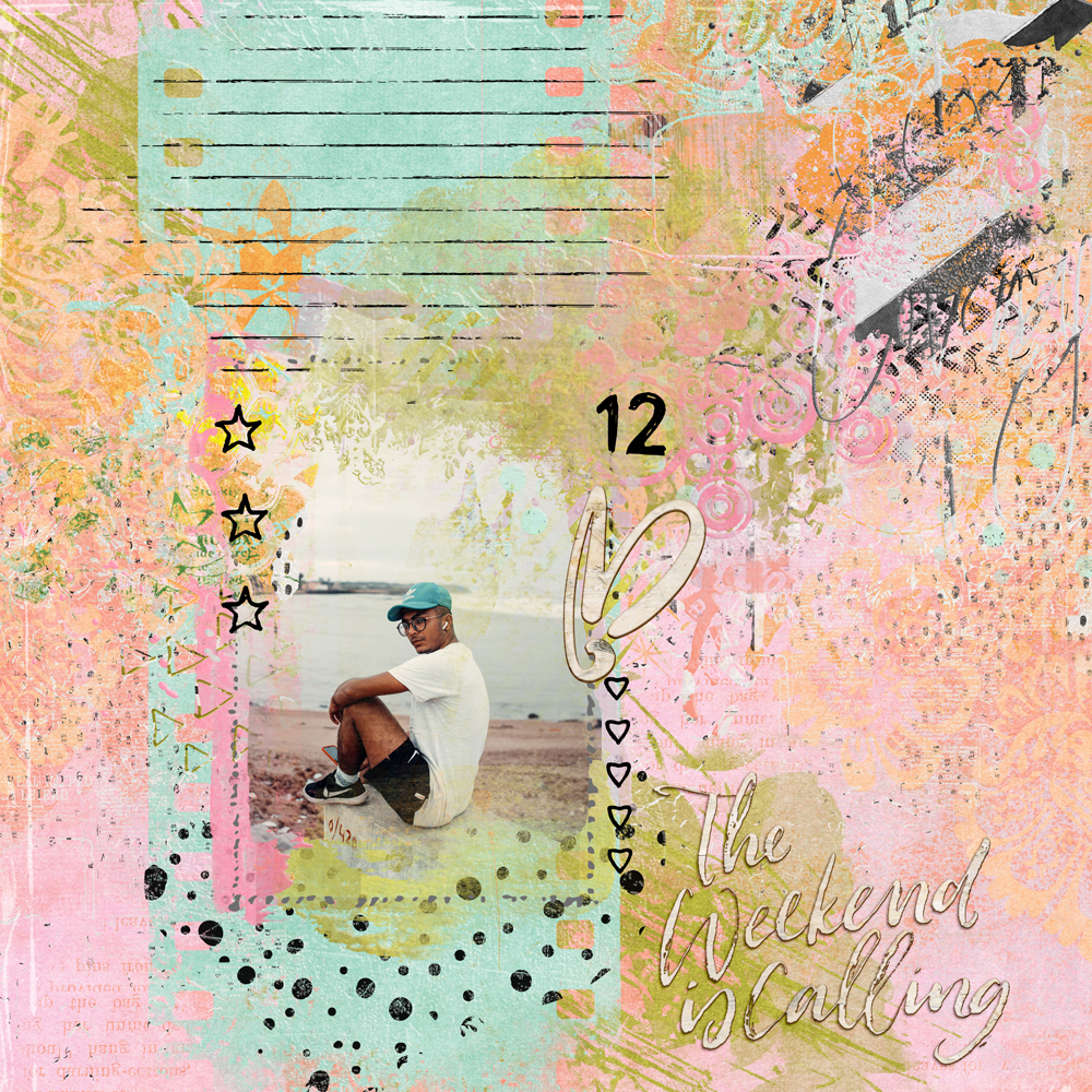 artCrush No 27 Inspiration with Anne/aka Oldenmeade